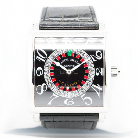 Pre-Loved Franck Muller Master Square Casino
