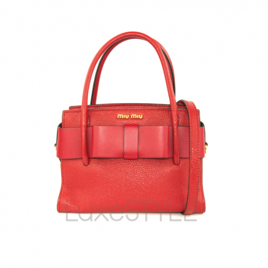 Miu Miu Ribbon Handbag (Preloved, Unused)