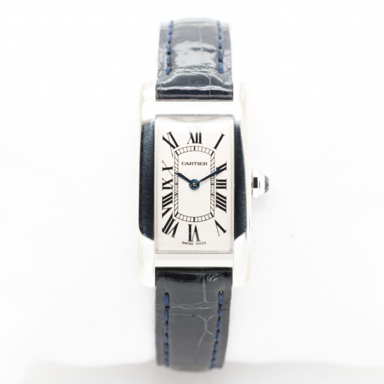 Pre-Loved Cartier Tank Americaine 2482