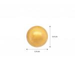 Citigems 916 Classic Sphere Earrings