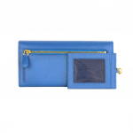 Prada Blue Ribbon Wallet