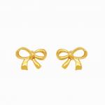 Citigems 916 Ribbon Earrings