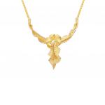Citigems 916 Floral Necklace