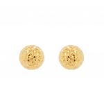 Citigems 916 Sparkling Sphere Earrings