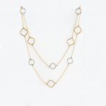 916 Citigems Basic Shape Long Necklace (*MIP)