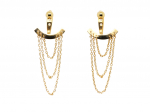 Citigems 916 Enchained Earrings (*MIP)