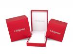 Citigems 10K White Gold Elegant Avoire Diamond Pendant