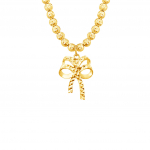 Citigems 916 Ribbon Necklace