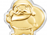 Citigems Christmas 999 Gold Bar