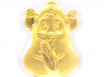 Citigems 999 Pure Gold Citi-Mouse Prosperity Golden Treasure
