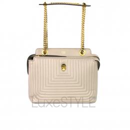 Fendi Dot Com Shoulder Bag