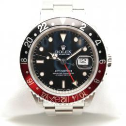 Pre-Loved Rolex GMT Master II 16710 (Coke)