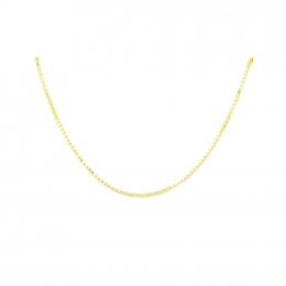 Citigems 10K Yellow Gold Box Chain