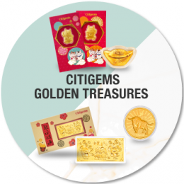 Citigems Golden Treasures