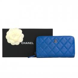 Pre-Loved Chanel Lambskin Wallet