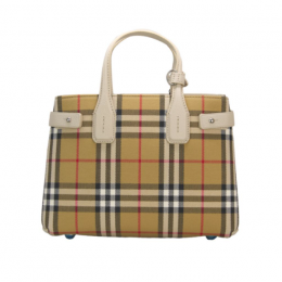 Burberry Banner Handbag
