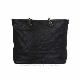 Pre-Loved Chanel Chain Tote A92754