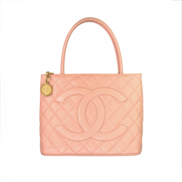Pre-Loved Chanel Medallion Tote