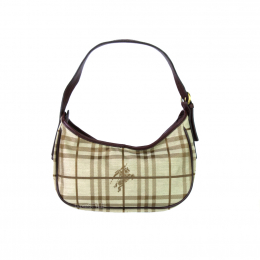 Pre-Loved Burberry Single Shoulder Bag