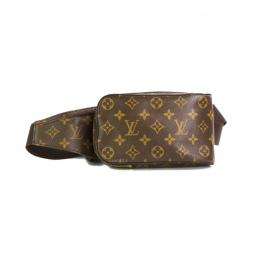 Pre-Loved Louis Vuitton Geronimos Sling Back