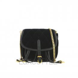 Prada Suede Belt Bag / Sling Bag