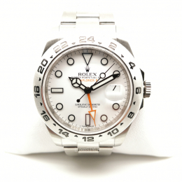 Pre-loved Rolex Explorer 2 216570