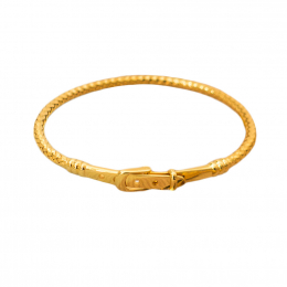 Citigems 916 Buckle Bangle