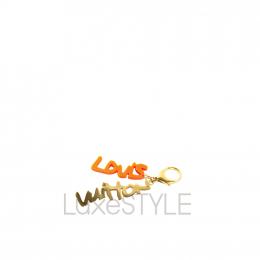Preloved Louis Vuitton Graffiti Charm