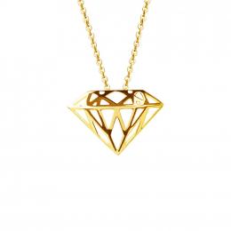 Citigems 916 Gold Jewel Pendant