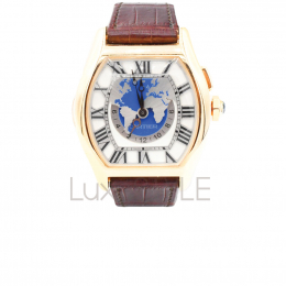 Cartier Tortue XXL Multiple Time Zones W1580049