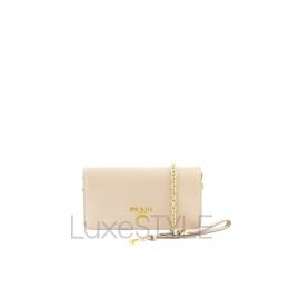 Unused Prada Wallet On Chain Small