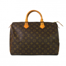 Pre-Loved Louis Vuitton Speedy 35