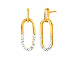 Citigems 916 Kayla Drop Earrings
