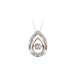 Citigems Tango Diamond Pendant