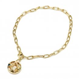 Pre-Loved Cartier Pasha 18K Yellow Gold Bracelet