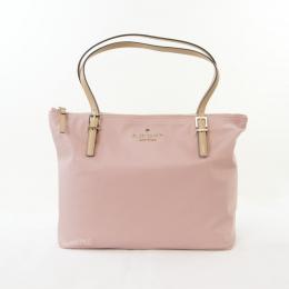 Kate Spade Pink Nylon Tote Bag