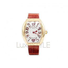 Franck Muller Heart 902 L QZ C SH (Preloved)