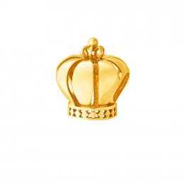Citigems 916 Gold Crown Charm
