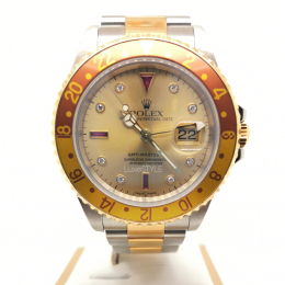 Pre-loved Rolex GMT Master II 16713
