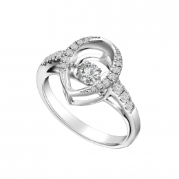 Citigems Tango Diamond Ring