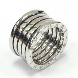 Pre-Loved Bvlgari B.Zero1 4 Band 18K White Gold Ring