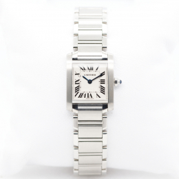 Pre-Loved Cartier Tank Francaise W51008Q3