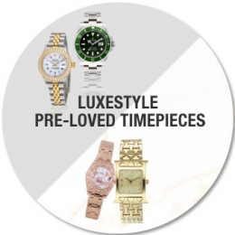 LuxeSTYLE Timepieces